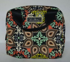Vera Bradley Out To Lunch Bag Sack Vinyl Lined Retired  - £18.03 GBP