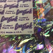 2x S144 Vintage Lisa Frank Partial Sticker Sheets 1st Sheet Missing Only ☝ One image 4