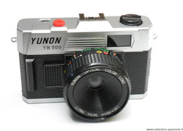 Yunon YN 500 Camera - Vintage - Collectible - $21.95