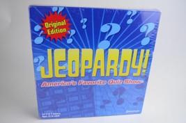 NEW Jeopardy Board Game 2005 Original Edition By Pressman - £12.95 GBP