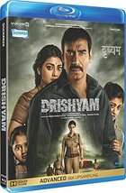 Drishyam - 2015 Official Hindi Movie Bluray ALL/0 With Subtitles [Blu-ray] - $28.21