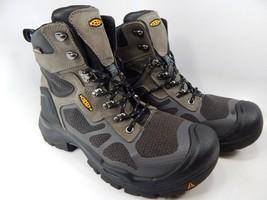 "Keen Concord 6"" Size US 9.5 M (D) EU 42.5 Men's WP Steel Toe Work Boots 1018024"