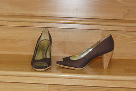 Toe Brown Cork Dark Size with Open 8 style Heels 5 Harpo Rampage ABacpnqFWn