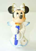 Goebel Minnie Angel Porcelain Christmas Ornament - $52.49