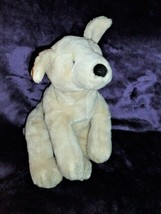 Russ Berrie Rover Golden Lab Retriever Plush Dog Floppy Bean Animal Puppy - $29.69