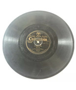 Antique 78 Record Columbia Saturday Night for you / The book on Etiquett... - $46.74