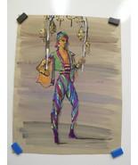 FREDDY WITTOP ART Lamp Man COSTUME DESIGN - $326.69