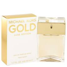 Michael Kors Gold Luxe Edition Perfume 1.7 Oz Eau De Parfum Spray image 3
