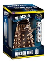 USAopoly YAHTZEE: Doctor Who Dalek Collector's Edition - $57.85