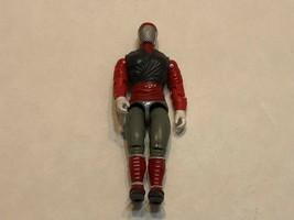 2002 G.I. JOE Cobra Slice Action Figure ( Ref # 37-15 ) - $8.00