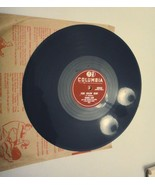 Frankie Laine 10 inch vinyl; I Believe / Your Cheatin' Heart, Colombia Records - $9.50