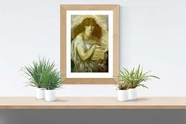 "Rossetti - Dante Gabriel Rossetti- Art Print - 13"" x 19"" - Custom Sizes Availabl - $25.00"