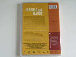 Harold and Maude Criterion Collection DVD Brand New & Sealed OOP WS Not Blu-ray image 3