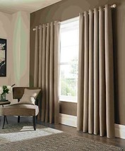 Elba Linen Ring Top Curtains - 9 Sizes - $71.09+