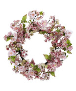 "24"" Cherry Blossom Wreath - $60.13"