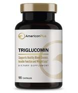 AmericonPlus Blood Sugar Control Supplement Effective Blood Sugar Control 90Caps - $75.89