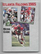 1985 Atlanta Falcons Media Guide Paperback Book - $4.95