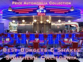 Rick's Diner 50's Fast Food Price Automobilia Collection Metal Sign - $30.00