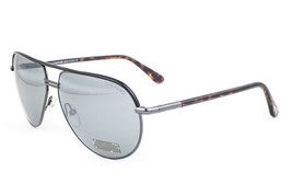Tom Ford Cole Black Dark Havana / Gray Sunglasses TF285 52F - $185.22