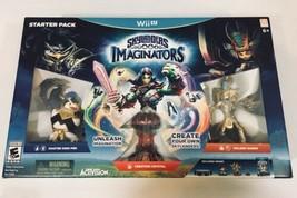 Skylanders Imaginators Starter Pack - Nintendo Wii U - New In Factory Se... - $43.56