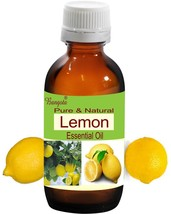 Lemon Pure Natural Undiluted Uncut Essential Oil 100ml Citrus limonum by Bangota - $23.78