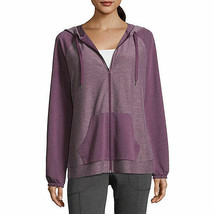 NWT st. johns bay  zip front track  jacket   size petite  xsmall - €14,72 EUR