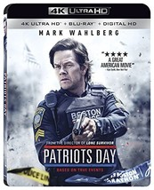 Patriots Day (4K Ultra HD+Blu-ray+Digital)