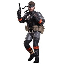 NEW HOT TOYS VGM-15 METAL GEAR SOLID 3 NAKED SNAKE EATER 1/6 Scale Actio... - $337.61