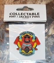 Firefighter helmet  hat or jacket pin new lapel... - $4.25