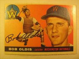 MLB Topps Baseball Card 1955 BOB OLDIS #169 Great [b5e6] - $11.16