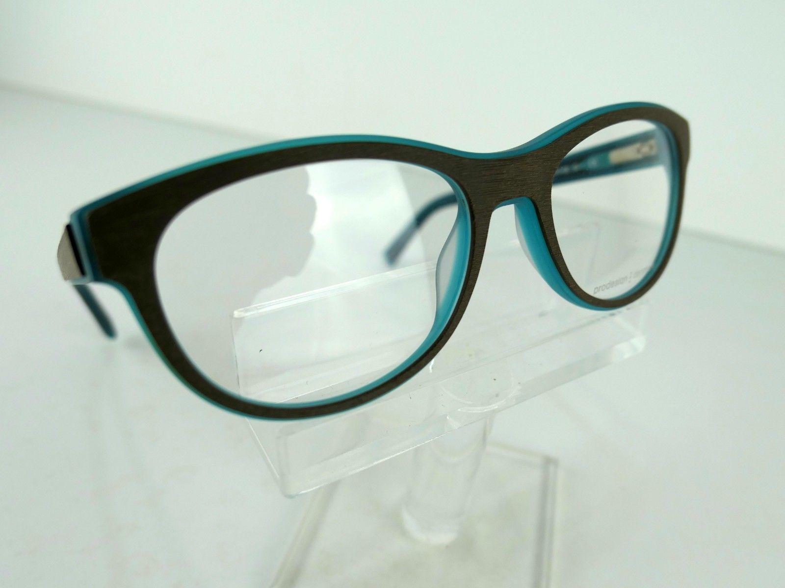 PRODESIGN DENMARK 1779 (5036) Dark Brown Brushed 51  x 17 Eyeglass Frames