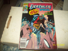 Deathlok Special #3 (Jun 1991, Marvel) - $2.00