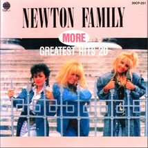 Newton Family – More Greatest Hits 20 CD - $29.99