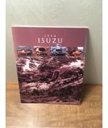 1994 Isuzu 16-page Original Sales Brochure for Trooper, Amigo, Rodeo - $9.89