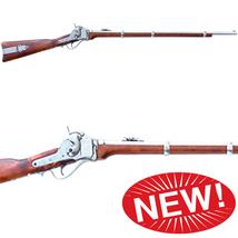 Reenactors Replica Reproduction Civil War 1859 Sharps Rifle - $249.95
