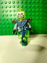 Lego Ninjago Ghost Scythe Master Ghoultar Minifigure No Weapon Figure Only - $11.88