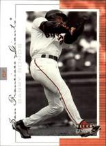 2001 Fleer Genuine #63 Barry Bonds - $1.49