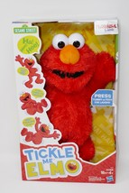 Playskool Friends Hasbro Sesame Street Tickle Me Elmo Plush Stuffed Toy NEW - $28.04