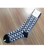 CALVIN KLEIN Mens Printed Crew Socks $14 - NWT - $6.92