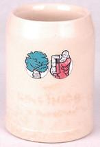 Vintage Stein-Ceramic Crackle-Beer Ale Coffee Tea Drink-Tree Brew Wizard... - $24.30