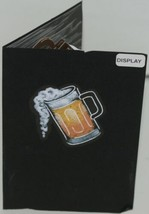 Lovepop LP2113 Beer Pop Up Card Slide Out Note White Envelope Cellophane wrapped image 2