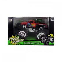 Friction Big Wheel Super Power Pickup Truck OC754 - $48.46
