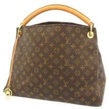 LOUIS VUITTON Artsy MM Monogram Canvas M40249 LV One Shoulder Bag Spain - $1,702.75