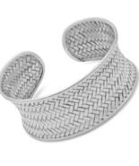 Tucson Concave Woven Cuff Bracelet - $118.15