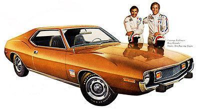 Primary image for 1973 AMC Javelin - Promotional Advertising Poster