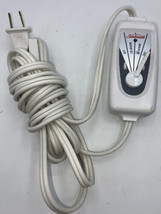 Sunbeam 53804-001 Electric Heating Blanket 2-Prong Controller Power Cord - $19.99