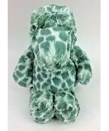 Jellycat Dapple Croc Alligator Gator Green White Plush Stuffed Crocodile... - $116.02