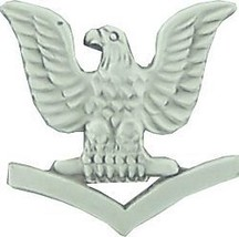NAVY 3RD CLASS PETTY OFFICER CROW PIN - $13.53