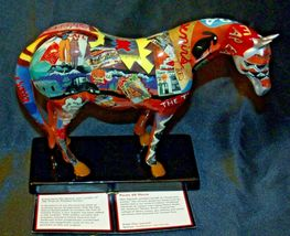 The Trail Of Painted Ponies #1460 Route 66 Westland Giftware AA-192000 Collecti image 3