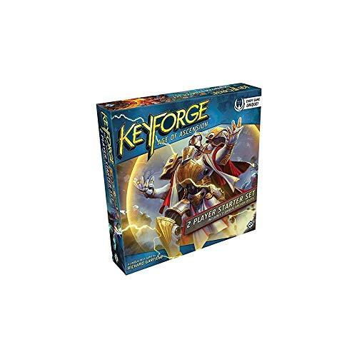 Fantasy Flight Games KeyForge: Age of Ascension Two-Player Starter Card Game Sta - $39.99